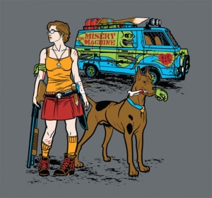 scooby doo paranormal hunter