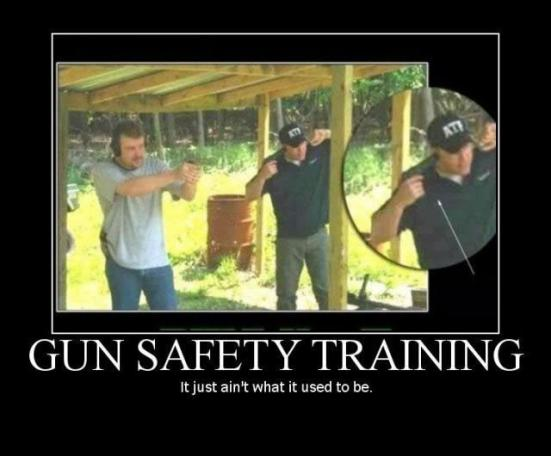gun safety training