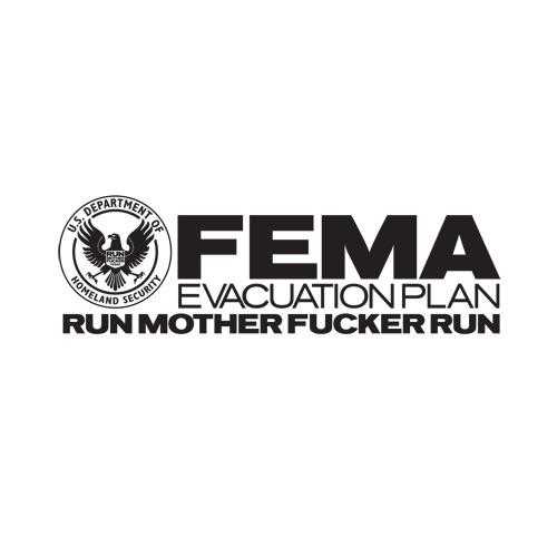 FEMA evac plan